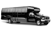 30 Passenger Party Bus Limousine